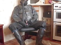 Absolutely fabulous rubber session!