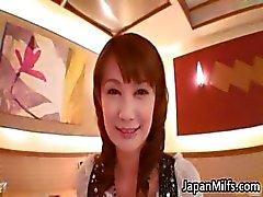 Erika Kirihara Hot Japanese MILF part2