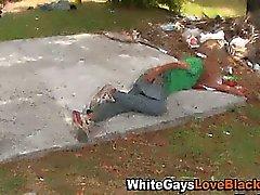 любительский минет геи