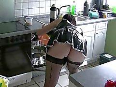 amateur allemand lingerie