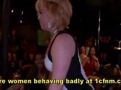 cfnm cfnm parti ubriaco del cfnm - stripper di
