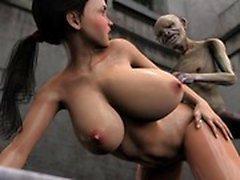 Horror Sexual Makai Backalley