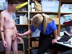 ShopLyfter - Guy Gets Dominated by LP Officer