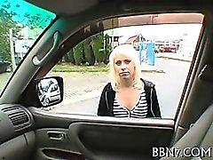 Wild sensations in the car