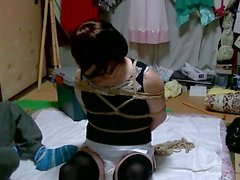 Very M's Jyosoukofujiko and horny bondage teacher 3