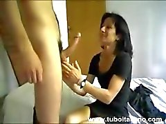 amateur pijpbeurt brunette italiaans