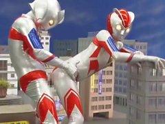 Ultraman sex