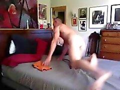 homossexual em pêlo grandes galos papais