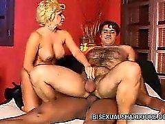 любительский бисексуал хардкор