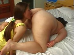 bbw domina brasilianer big butts ass licking