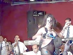 Dina hot belly dancer