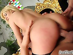 anal blond pipe double pénétration