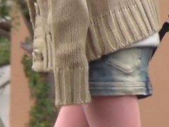 asiático hd japonês masturbação ao ar livre
