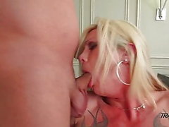 Morgan Bailey Shemale Ass Drilling