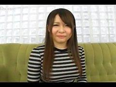 asiático grandes tetas peludo japonés pov
