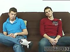 Red headed hung gay twinks Both folks unclothed off and sat