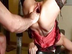 amateur fisting squirting fétiche