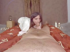 Virtual Taboo Spanish stepsis blows and fucks lucky stepbrother