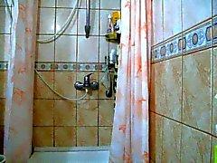 amateur turkish crossdresser shower