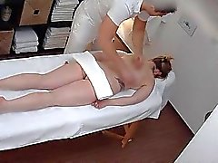 Sexy Massage Turns into Hardcore MILF Fuck with Or