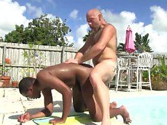 Sailor Blue Bareback Fucks Donny Ray