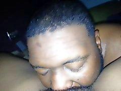 bbw nero ed ebano peloso