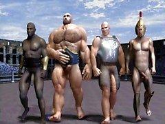 3d гей 3d гомосексуалисты комиксов 3dgay мультфильмы умение