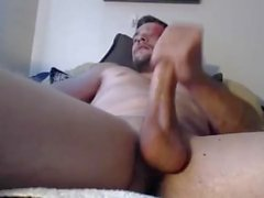 homossexual solo de gay masturbação