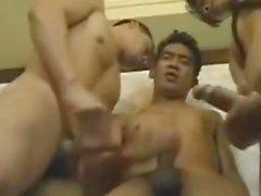 гей гей групповой секс азиатский