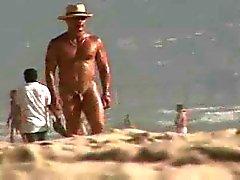 гей любительский пляж геи