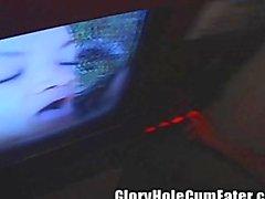 gloryhole éclat de trou blowjobs