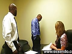 vaginale seks orale seks blond kaukasisch interraciale