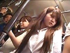 amador asiático japonês nylon público