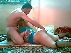 iraqi mature couple