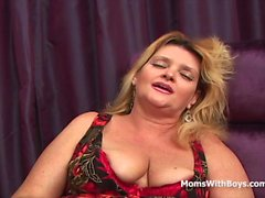 Busty Mom Wanting More Anal Excitement