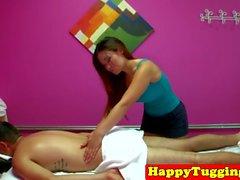 asiatisk dolda kameror stora bröst massage