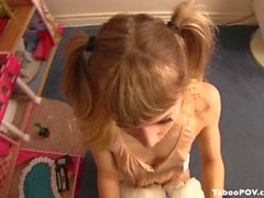 ivy wolfe taboopov adolescente jovem ponto ver o pai enteada tabu
