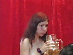 amatör offentlig nakenhet tyska