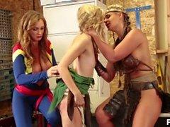 phoenix marie rachel james tanya tate grande cosplay