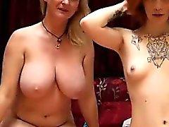 Beautiful Lesbians On Live Cam