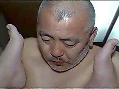 гей азиатский пап