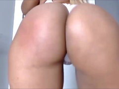 Sexy Latina with her big ass and tits 2