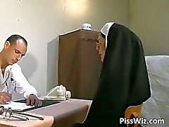 Hot and horny mature slut get punished