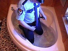 Security Officials Tub