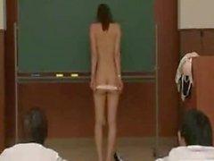 extraño extraño extraño público nudista