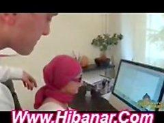 arab hijab beurette
