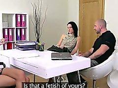 bambino pompino brunetta sesso di gruppo