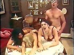 sexe en groupe poilu milfs