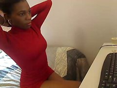 amateur schwarz und ebony solo striptease webcam