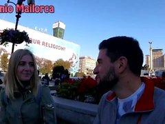 européen chaud ass baiser attrapant public étudiant ukrainienne babe euro rue des camionnettes